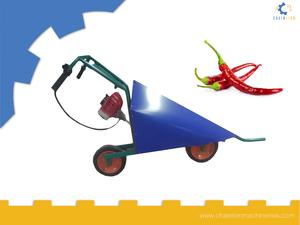 Pepper Harvester
