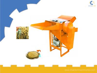 RIce/soybean Thresher Machine