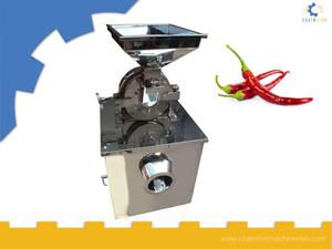 Pepper Grinder Machine