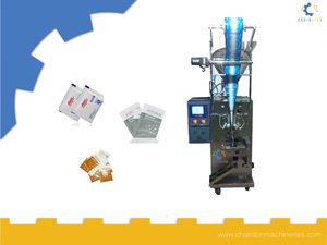 Small Particle Packaging Machine