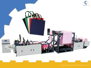 Non Woven Fabric Bag Manufacturing Machine
