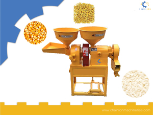 Corn/rice Milling&Grinder Machine
